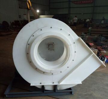 F4-72型玻璃钢离心防腐风机