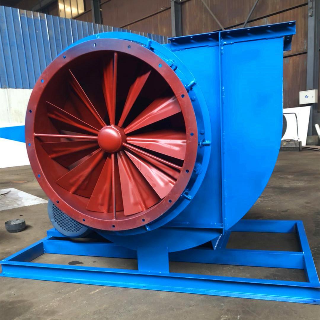 y5-47锅炉引风机维护